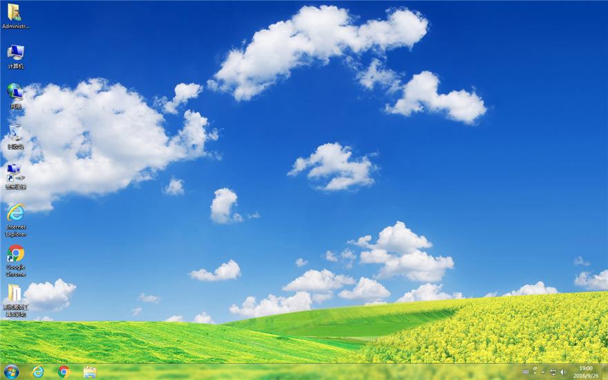 草根吧 10月份专注于Win7 吻妻Win7 64位旗舰版 6.10 Microsoft,驱动精灵,输入法,中文版,旗舰 软件工具 12