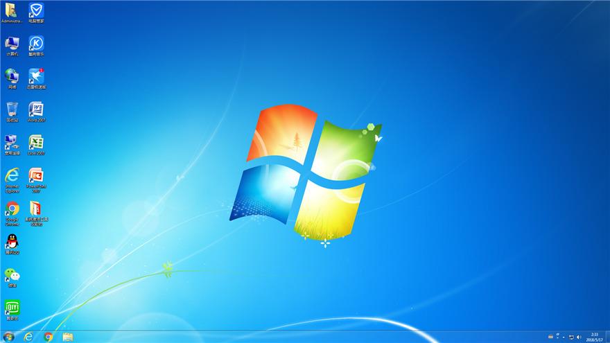 裝機版作品簡介 Win7 32/64位旗艦版 8.5z